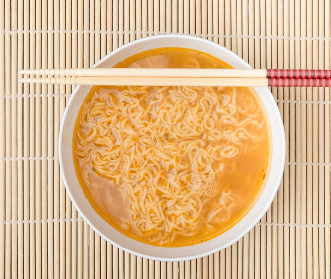 Ramen Noodles & Chronic Illness