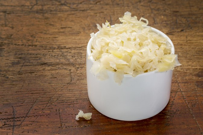 Does Sauerkraut Have All the Probiotics I Need?