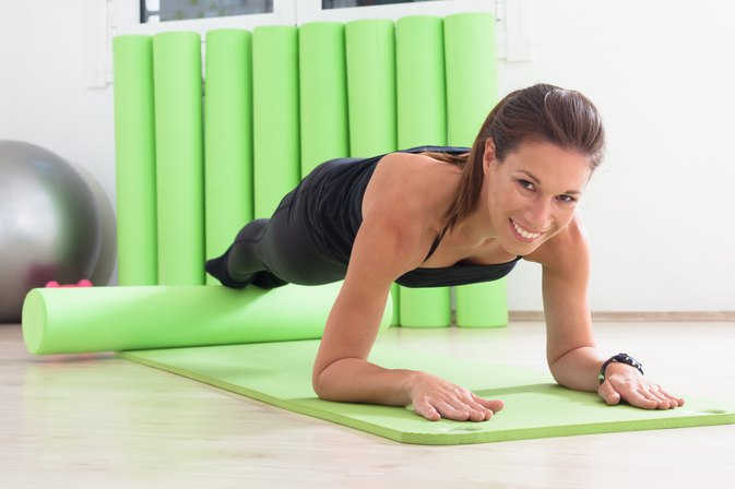 How to Improve Your Posture With a Foam Roller