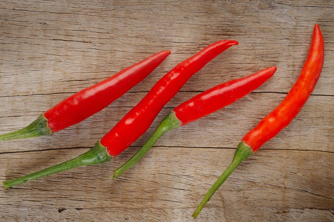 Foods That Have Capsaicin