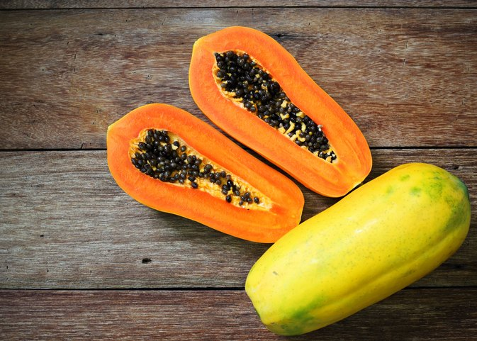 Papaya Enzymes for Acid Reflux