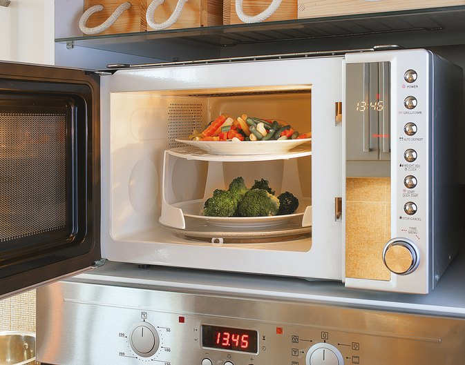 Do Microwave Ovens Destroy Food Nutrients?