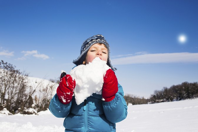 Is Eating Snow Safe?