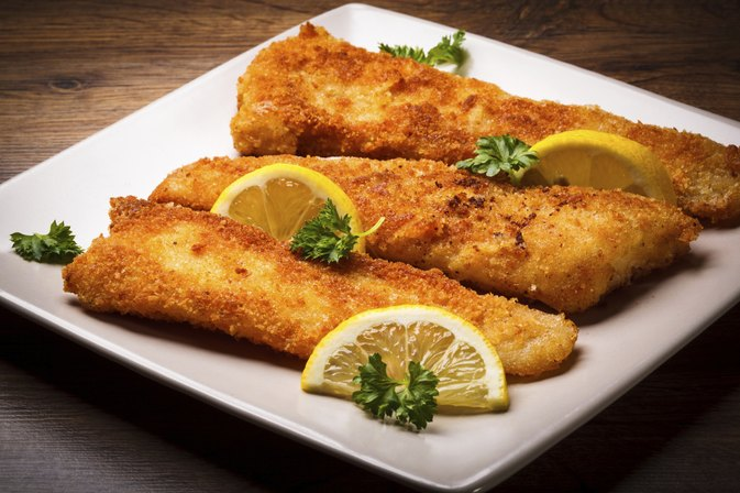 How to cook a fish fillet in the oven livestrong com for How to make fish