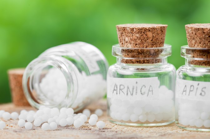 Strengths of Arnica Montana