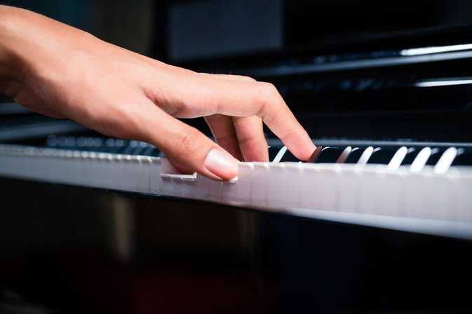 Finger Exercises for Piano Players