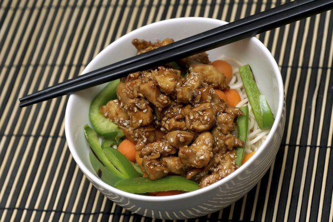 Chinese Foods That Are High in Protein