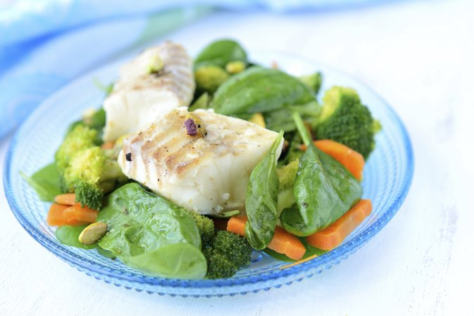 Can Eating Salads Fish Make You Lose Weight