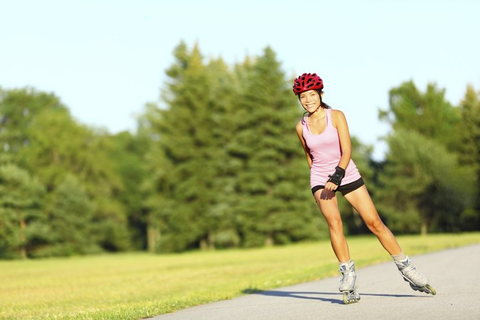 What Does Rollerblading Do for Your Body?
