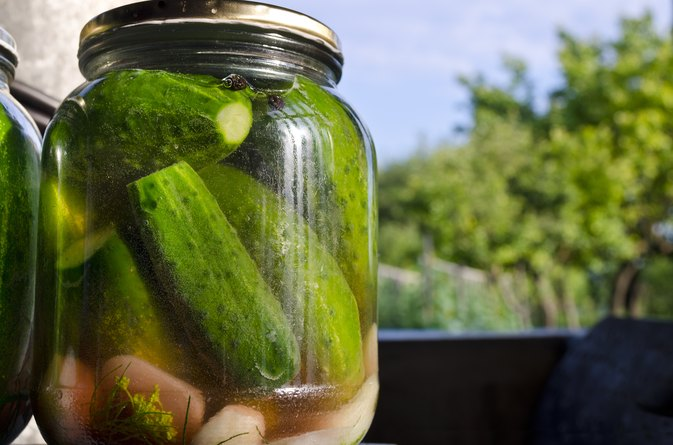 Does Pickle Juice Kill Stomach Bacteria?