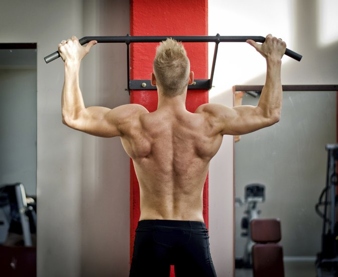 How to Do Pull Ups to Work the Triceps