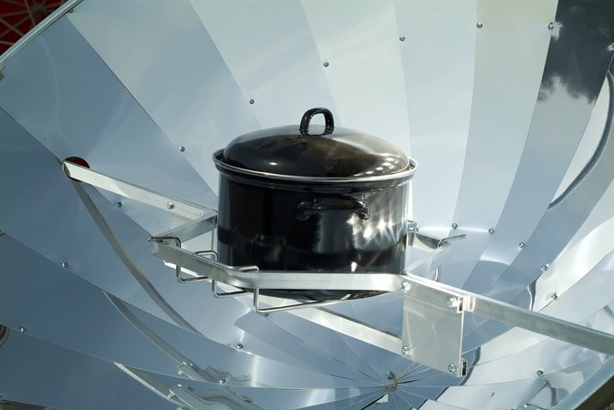 Solar Cooker Facts