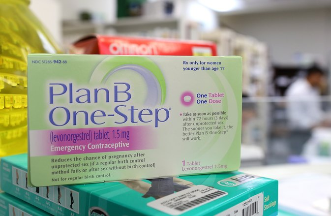what is the duration of plan b side effects