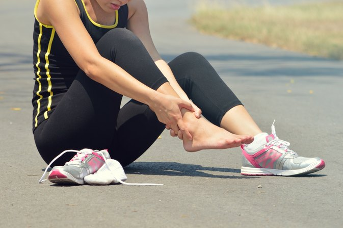 Physical Therapy to Prevent Ankle Scar Tissue
