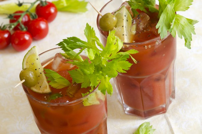 How Many Calories in a Caesar Alcoholic Drink?