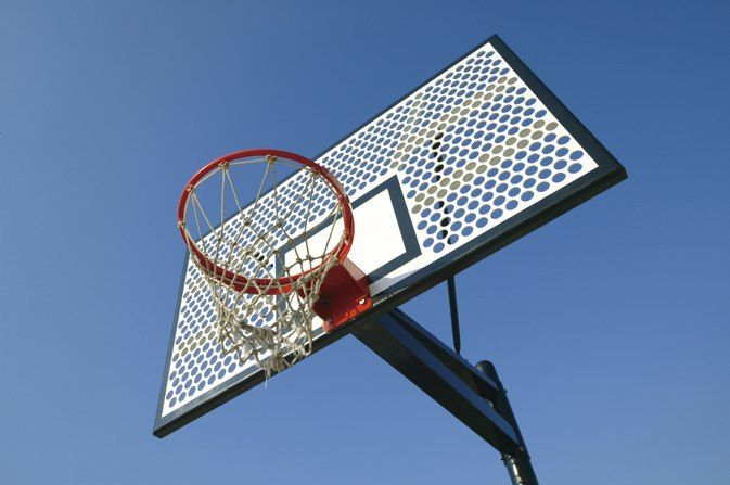How to Make a Homemade Basketball Rim