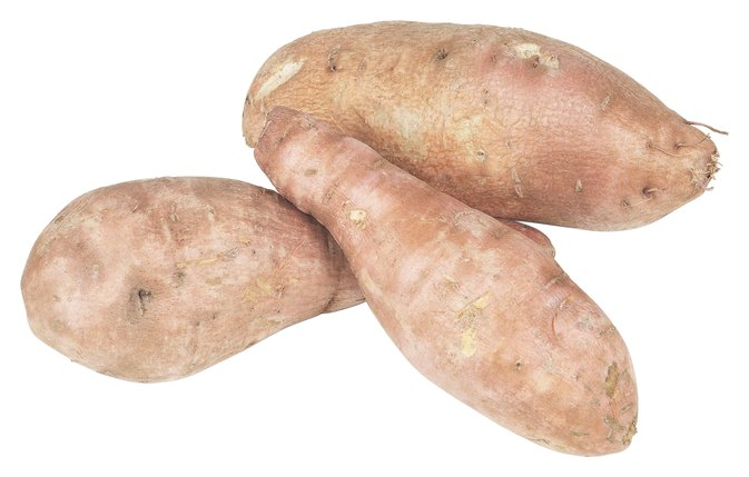 How to Cook Several Sweet Potatoes in the Microwave