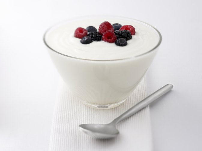 Low Carb Diet & Yogurt