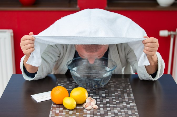 Home Remedies For Sneezing And Runny Nose Allergies