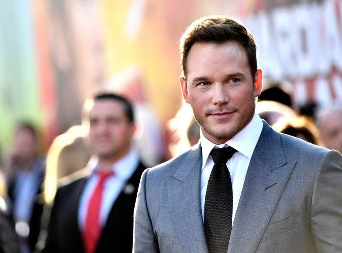 Chris Pratt's Healthy On-Set Snack Is About to Be Your New Favorite
