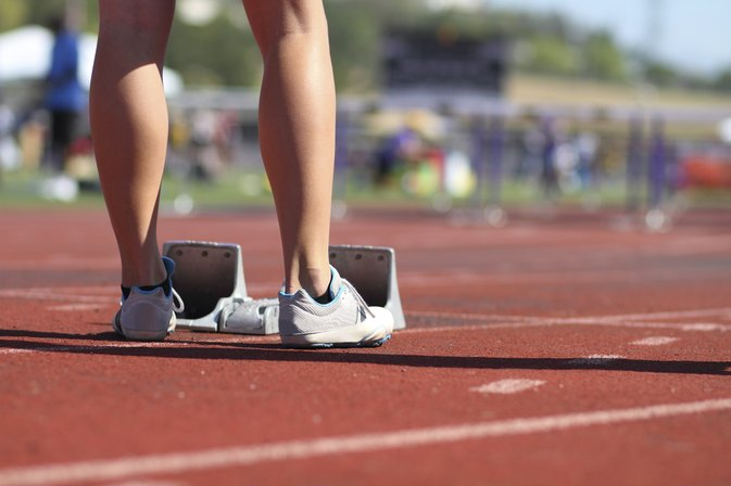 How to Prepare for the 100-Meter Dash