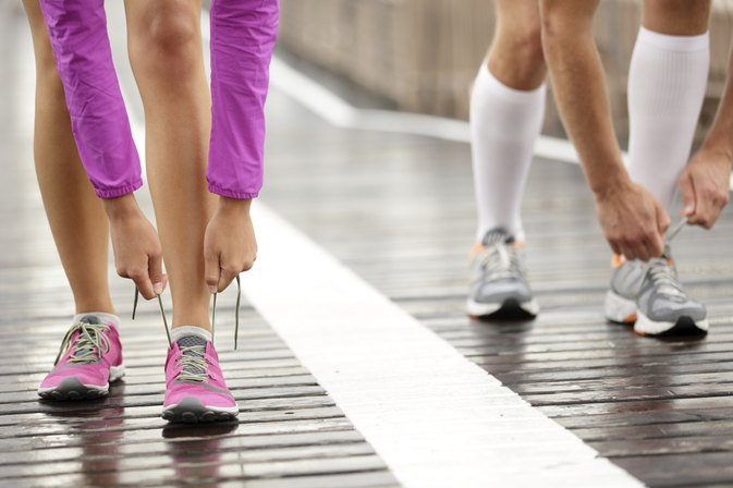 What Is the Difference Between Women's & Men's Running Shoes?