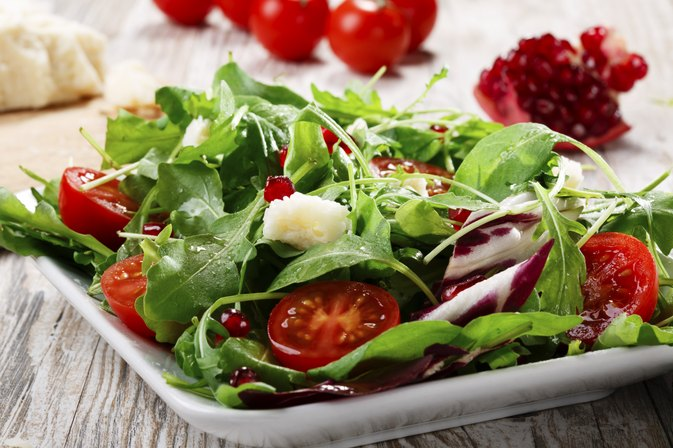 Nutritional Value of Salads