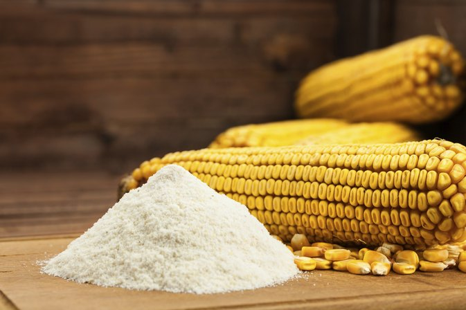 How to Make Corn Flour