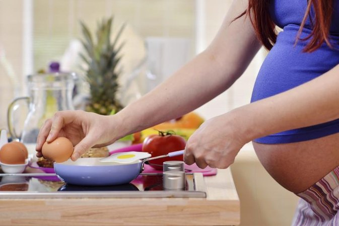 Tips to Get Energy While Pregnant