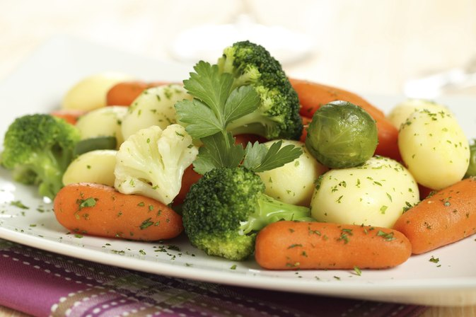 Reheating Cooked Vegetables & Nitrates