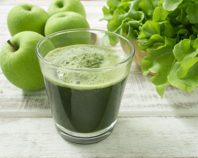 Raw Food & Juice to Lose Weight