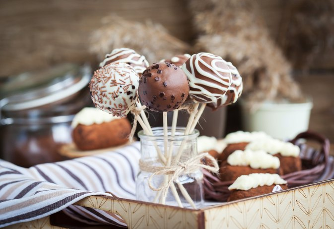 Dipping Tips for Cake Pops