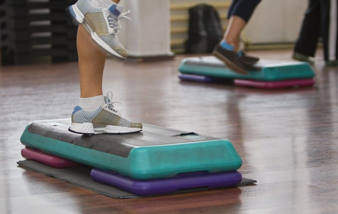 The Best Aerobic Step Workouts