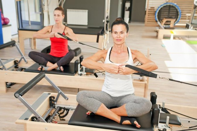 How to Lose Weight on Pilates Reformer