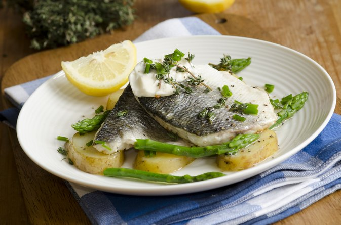 Are bass fish healthy to eat livestrong com for What fish is healthy to eat