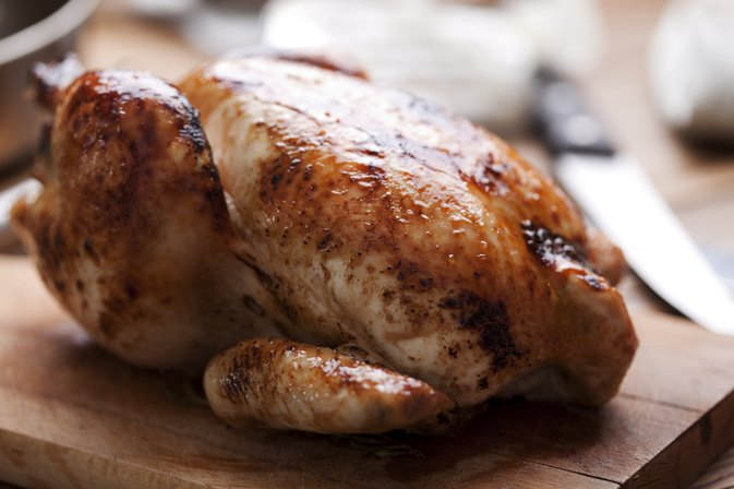 How to Bake Chicken in a Roaster Oven