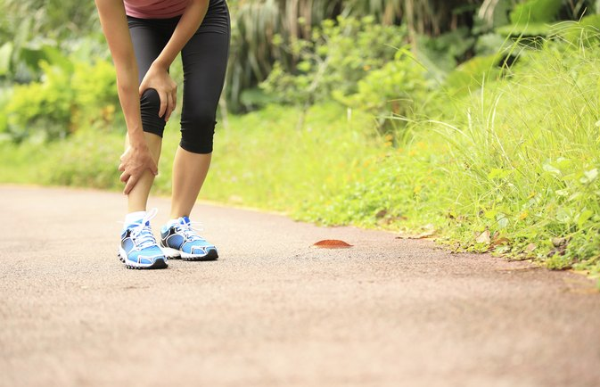 What to Do for a Sore Calf From Hiking