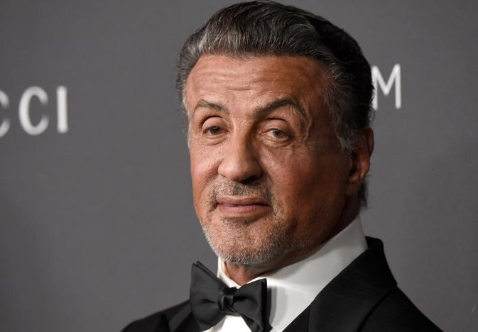 Sylvester Stallone Gets His Butt Kicked by a Trendy Fitness Class