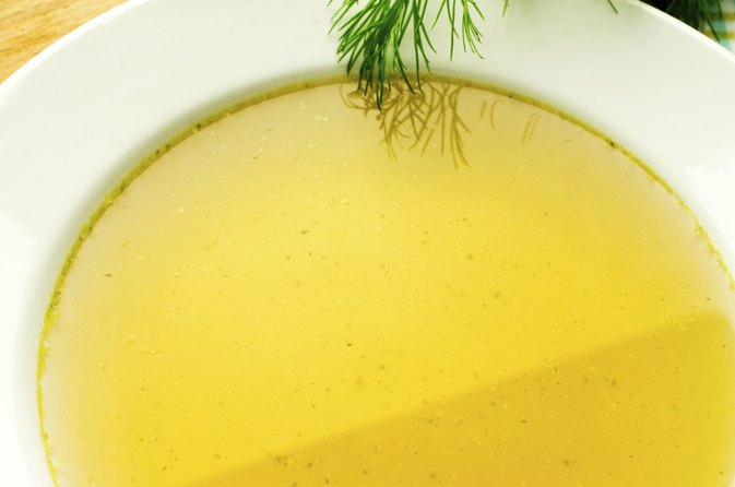 Easy Way to Make Gravy Out of Chicken Broth