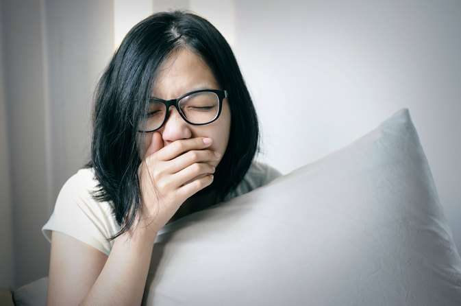 How to Get Rid of a Bad, Dry Cough