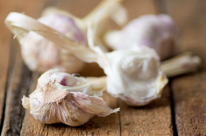 Can Raw Garlic Kill Candida?