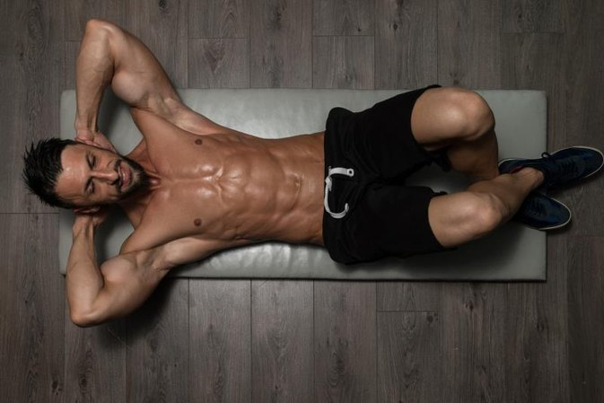 Obliques Workout for Men