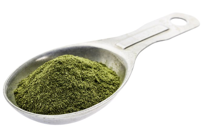 Instructions for Wheatgrass Powder