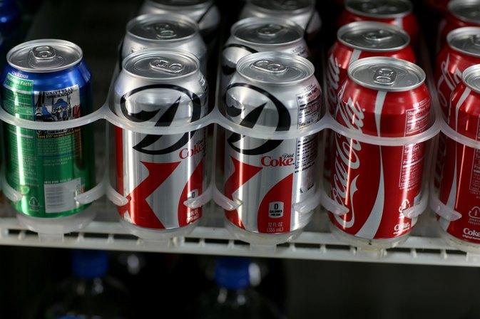 Are Diet Coke Aluminum Cans Safe?