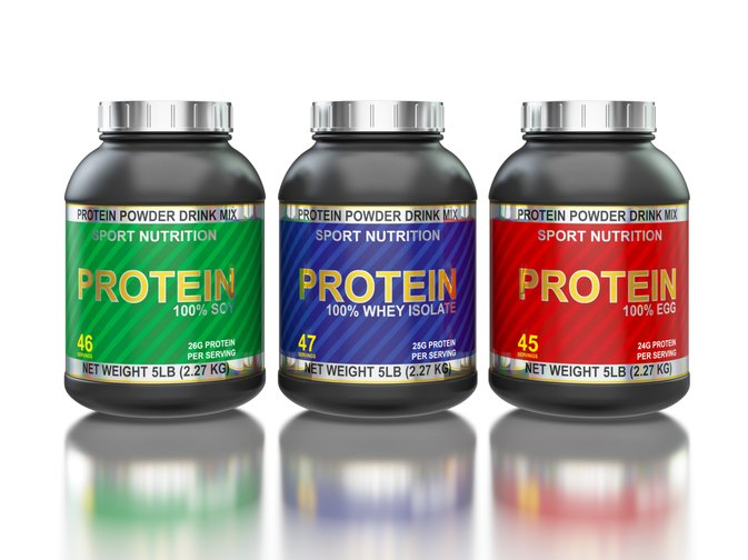 List of Protein Drinks
