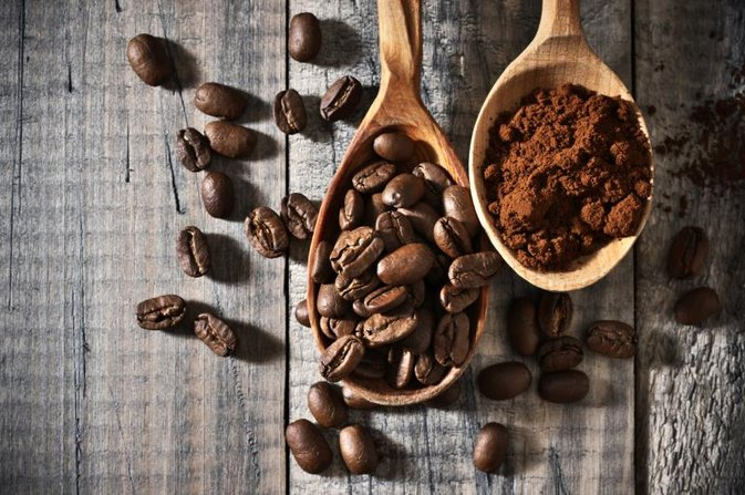 Amp Up Your Shower With This DIY Coffee Body Scrub