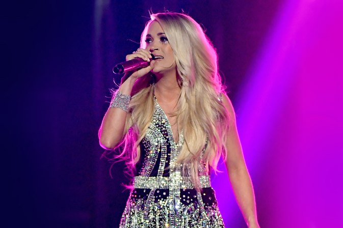 What is Carrie Underwood's Meal Plan?