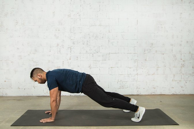 The 8 Worst Burpee Mistakes You Can Make