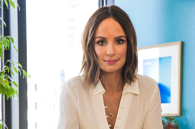 Catt Sadler on equal pay: 'The next generation gets it'