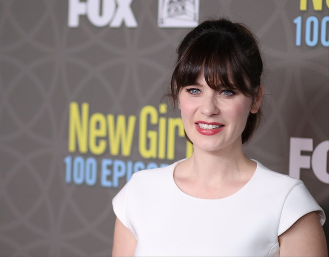 Zooey Deschanel has strong opinions about what you should be eating